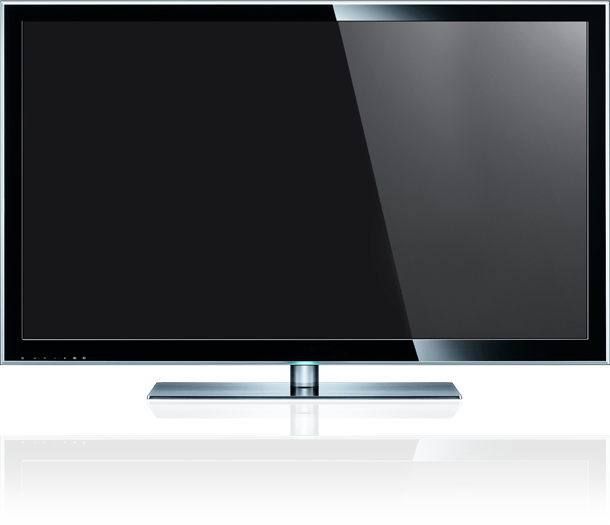 generic flat screen tv
