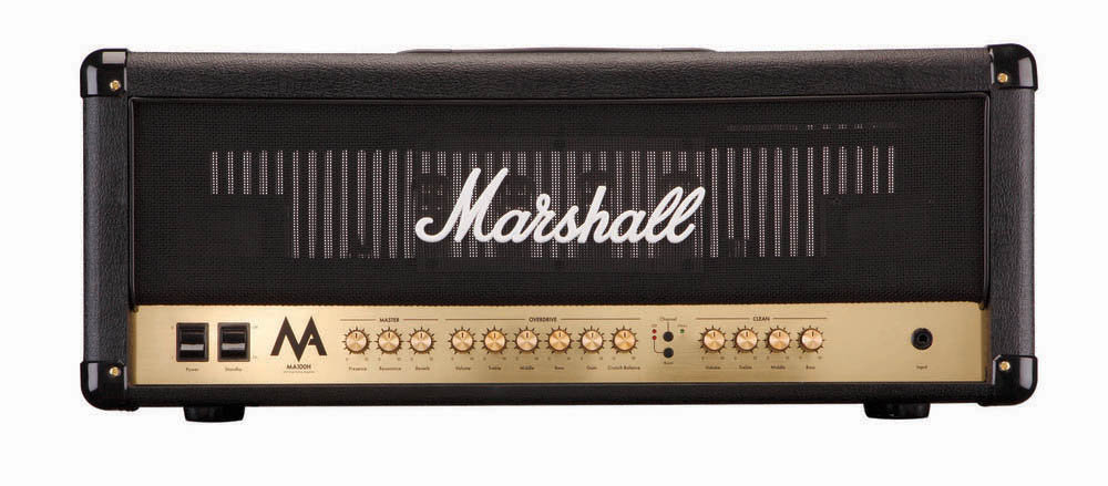 marshall audio amplifier head unit